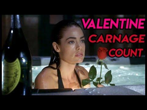 Valentine 2001 Carnage Count