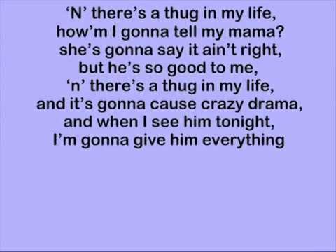 Rihanna    There s A Thug In My Life    YouTube