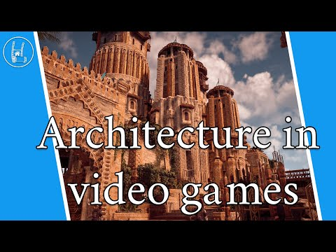 Architecture In Video Games #architecture #Architektur #gaming
