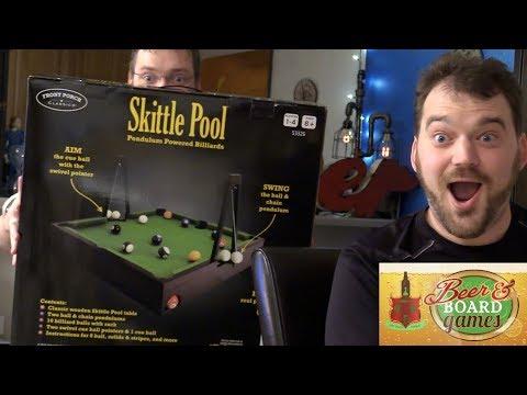 Skittle Pool + Joel Osteen Megachurch Game | Beer and Board Games