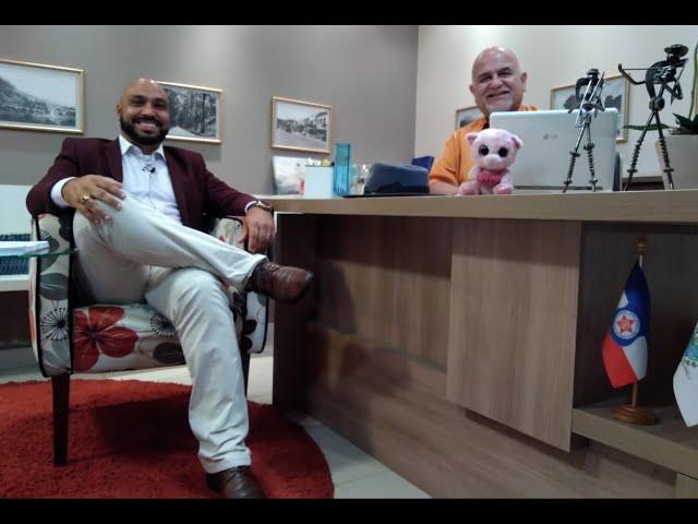 03-02-2020 -  CIDADE REAL - ADRIANO MACHADO - ADVOGADO E MEMBRO DO CONSELHO MUNICIPAL DE SAÚDE