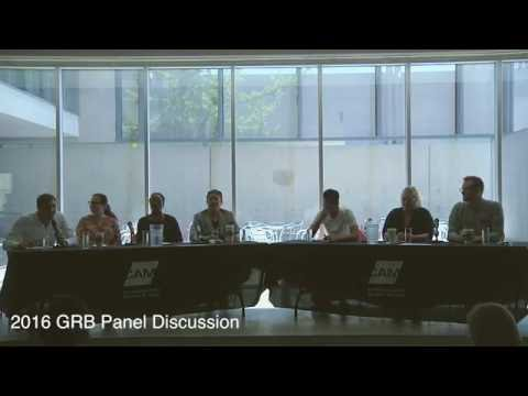 2016 Great Rivers Biennial Artist Panel