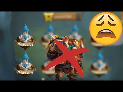 Toughest Guild Wars Ever | No Mino | Head On |Castle Clash