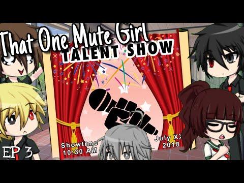 That One Mute Girl | (S2: E3) | Gacha studio
