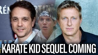 "Karate Kid Sequel ""Cobra Kai"" With Original Cast Coming To Series"