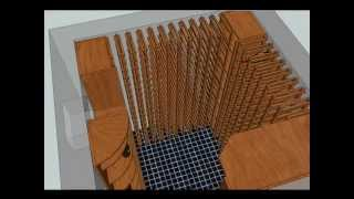 Wine Cellar Design-3d Wine Cellar Design Flythru.mp4
