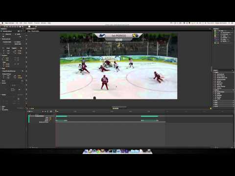 Adobe Edge Animate and Caspar CG integration with E2C_Library