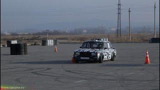 3-я спринт-гонка Grozny Motors Race Day