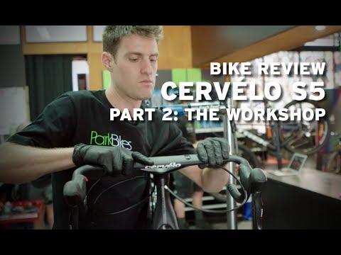 Bike review – 2019 Cervelo S5: part 2, workshop