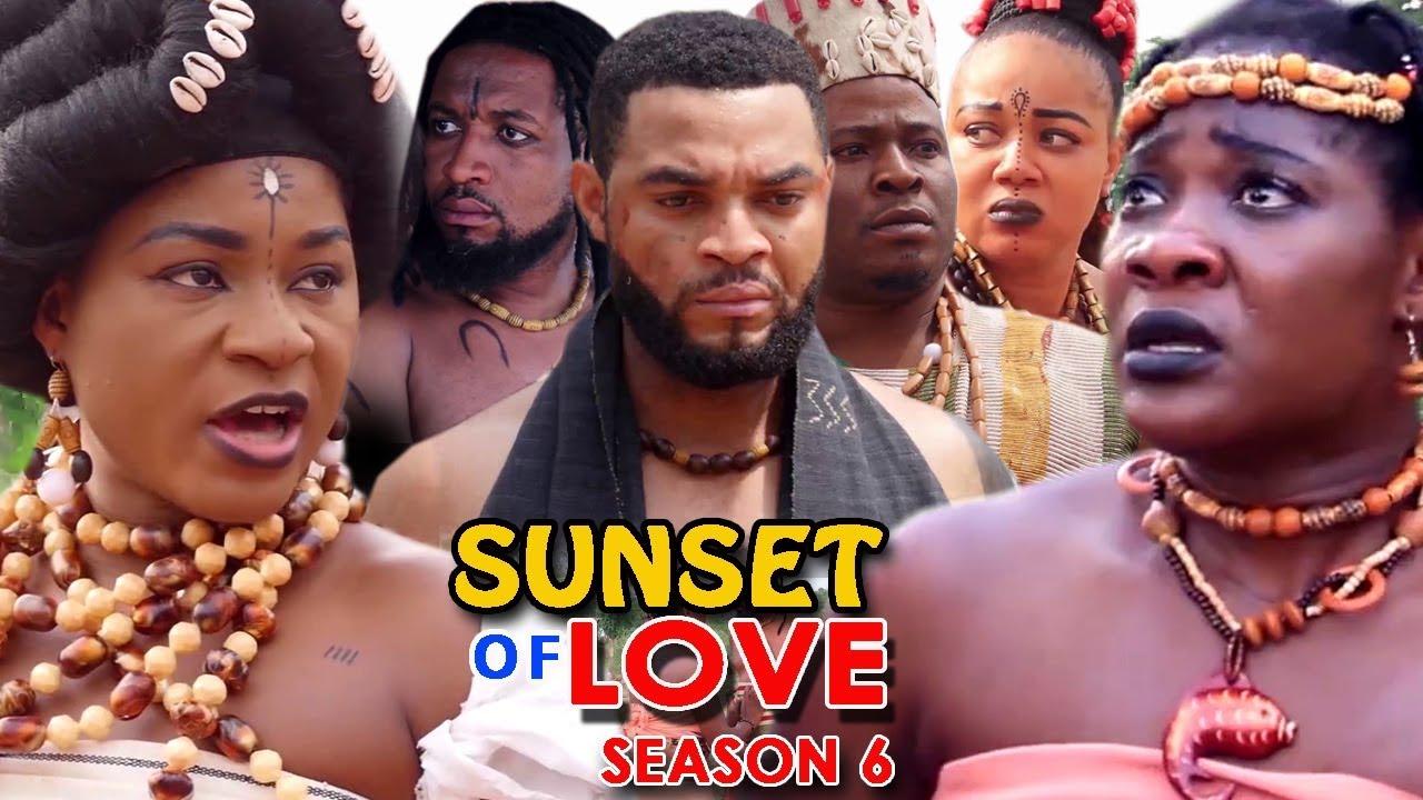Download SUNSET OF LOVE SEASON 6 - (Mercy Johnson New Movie) Nigerian Movies 2019 Latest Full Movies