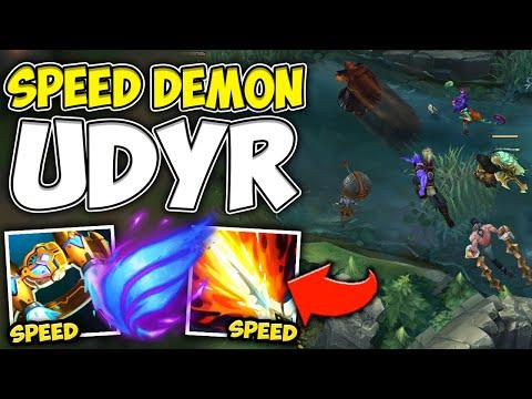 SPEED DEMON UDYR