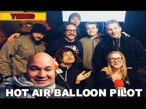 YKWD #207 - Hot Air Balloon Pilot (DAN SODER, MAURICA RODRIGUEZ, MIKE VECCHIONE, IAN FIDANCE)