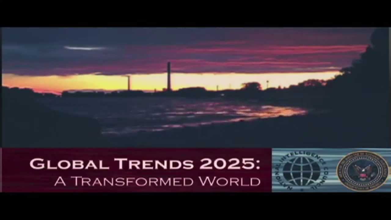 The World In 2025 2040 Doovi