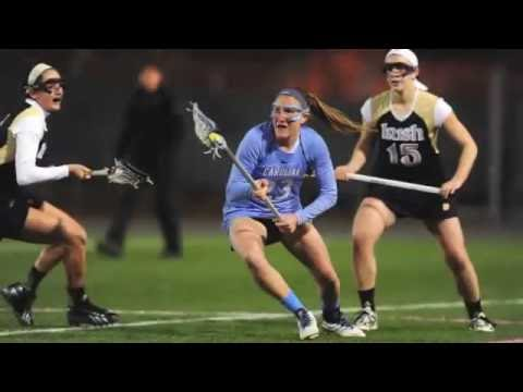 UNC Women's Lacrosse: 2014 Inside - 16.9KB