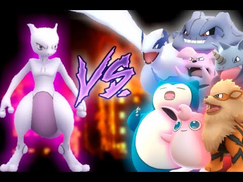 MEWTWO COUNTERS PART 2 POKEMON GO   TM FOR LUGIA   WHO TO POWER UP?   LET'S GO