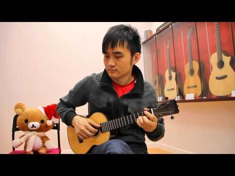 Joy to The World (Ukulele Solo) - Steven Law