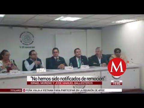 No me han notificado de cese; pediré licencia: delegado de Venustiano Carranza