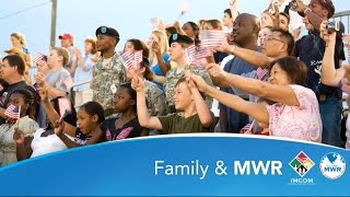 Family and MWR  A Network of Services