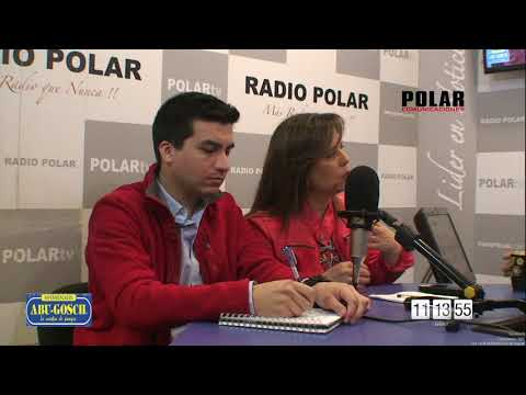 04 DE OCTUBRE  DEBATE PARLAMENTARIAS 2017   RADIO POLAR  POLAR  TV