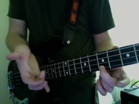 Bass tapping exercise # 2