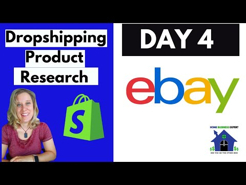 Ebay Selling Platform The Best Selling Products Online Day 4 Youtube