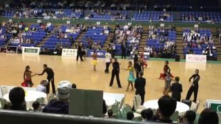 Wilbert & Pearl WDSF Tokyo Open 1st round