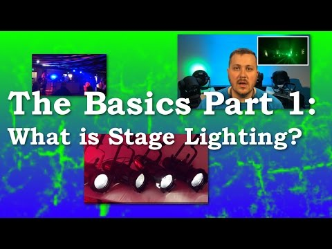 What is Stage Lighting   The Basics (1)