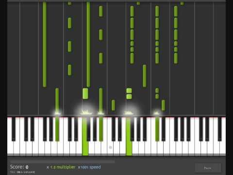 How To Play Rihanna Umbrella On Piano 100 Speed
