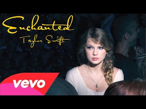 Taylor Swift - Enchanted (OFFICIAL AUDIO/VIDEO LYRICS)