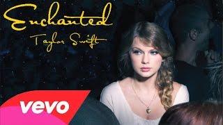 Taylor Swift - Enchanted (OFFICIAL AUDIO/VIDEO LYRICS)