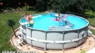 видео Аксессуары для надувных и каркасных бассейнов Intex