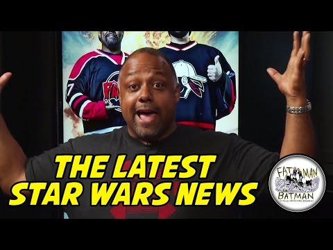 THE LATEST STAR WARS NEWS