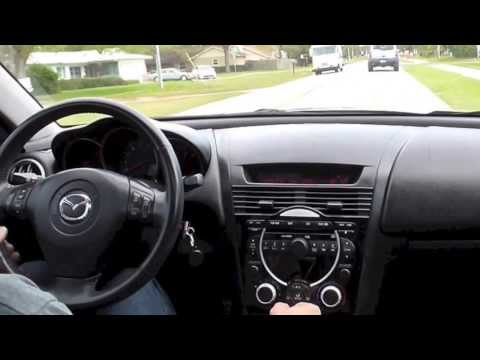 Mazda Rx-8 Start-up, Exhaust and Test Drive