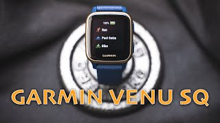 Garmin Venu SQ GPS Smartwatch Review (Music Edition)