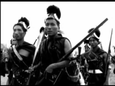 "Naga ""A cry for Freedom"""
