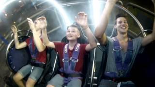 Otto åker karusell - filmat i karusellen