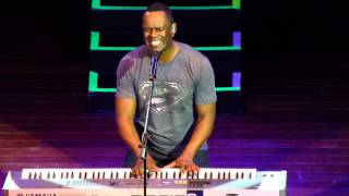 "Brian McKnight - ""Never Felt This Way"" Live @ House of Blues Atlantic City 11.30.13"