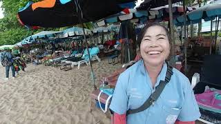 PATTAYA Jomtien -- Not VIP Enough -- No Young Tourist -- Thai Fishing For 60 bahts