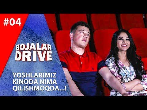 Bojalar Drive 4-son YOSHLARIMIZ KINODA!