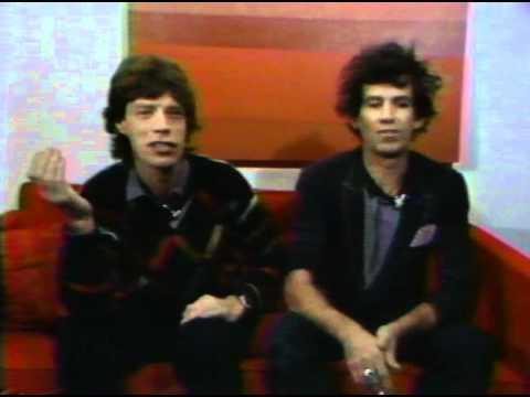 Mick Jagger 1980 Mick Jagger & K...
