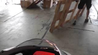 MV Agusta F3 800  Prova in pista