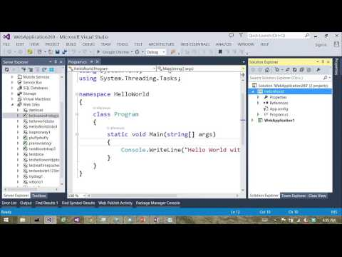 Azure WebJobs 103 - Programming WebJobs in .NET with Pranav Rastogi