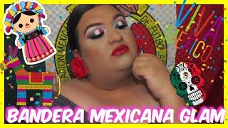 BANDERA DE MEXICO TUTORIAL DE MAQUILLAJE | JOVANY ROMO