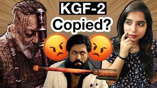 KGF Chapter 2 Teaser Copied | Deeksha Sharma