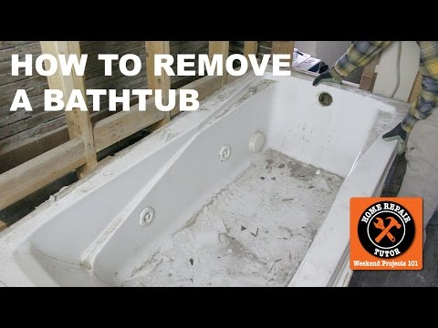 how-to-remove-a-bathtub-safely!!-(step-by-step)----by-home-repair-tutor