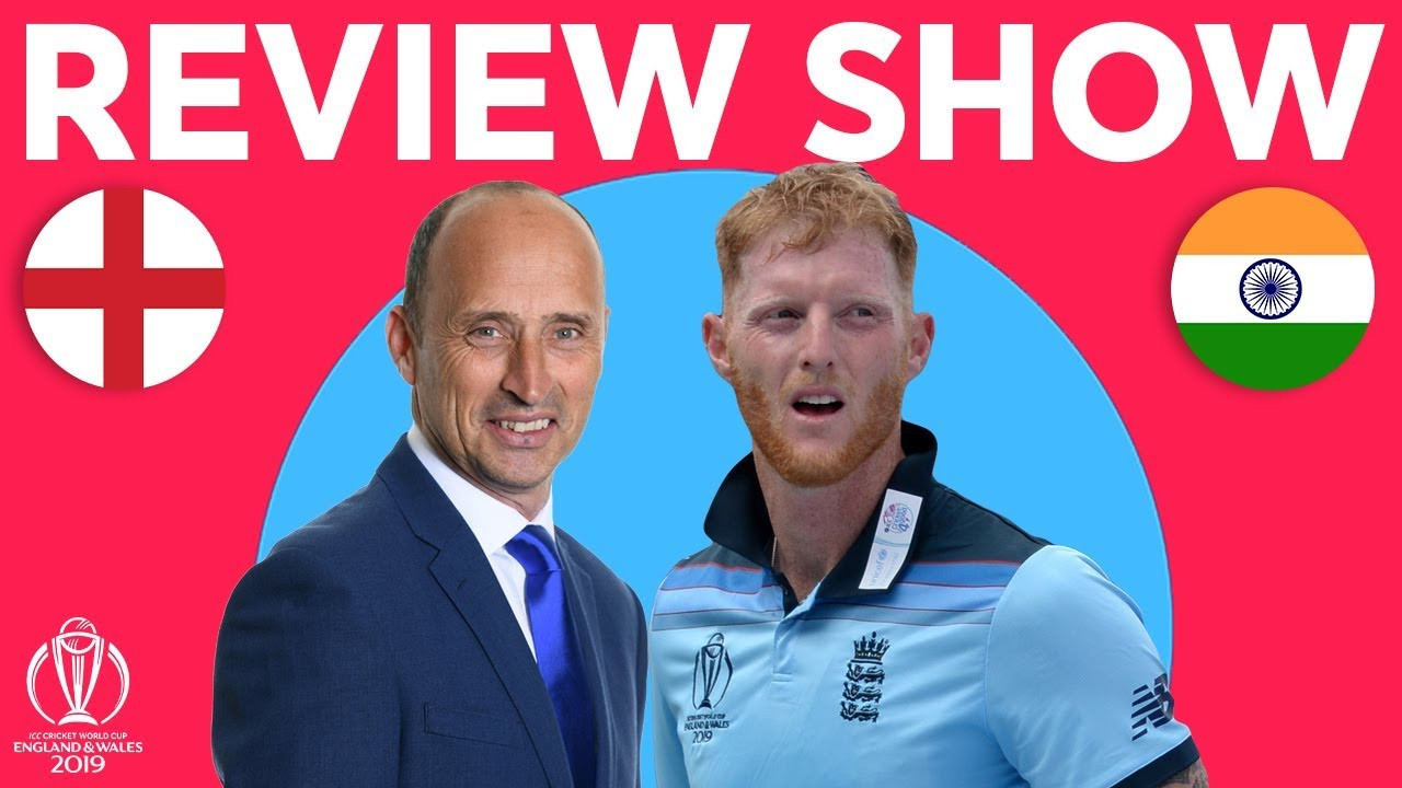 The Review – England v India | ICC Cricket World Cup 2019