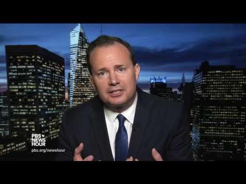 Sen. Mike Lee: President Trump put people before Paris agreement