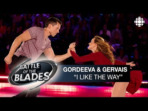 Katia Gordeeva And Bruno Gervais Perform To 'I Like The Way' | Battle Of The Blades