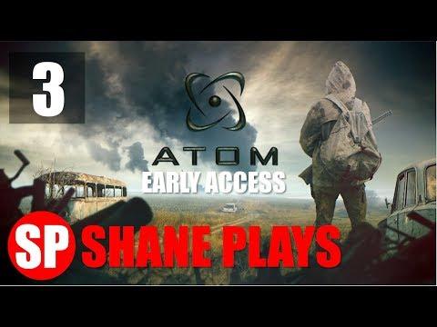 ATOM RPG Early Access #3 - Otradnoye