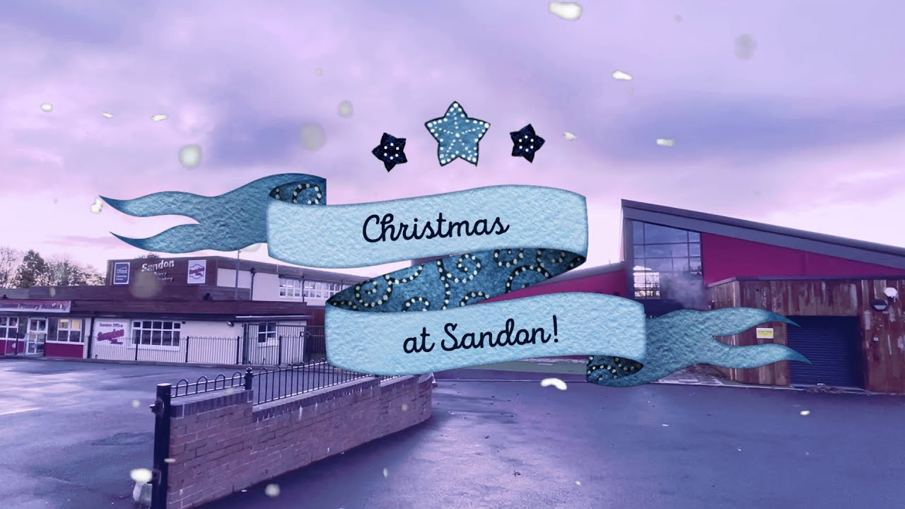 Christmas at Sandon